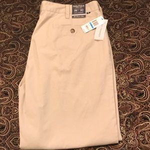 Nautical khakis . Brand new with tags 36/30